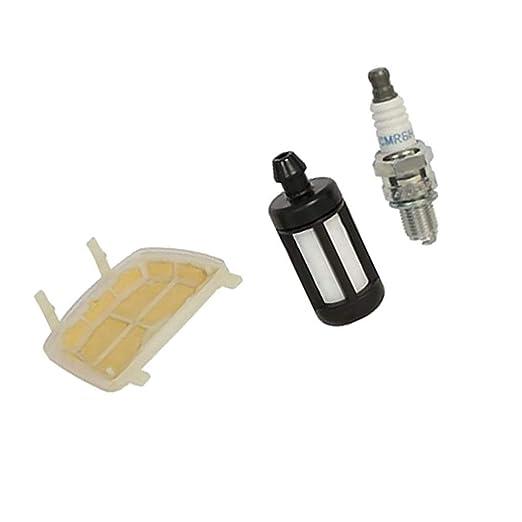 FHelectronic Kit de Filtro de Aire para Filtro de Combustible y ...