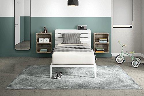 Signature Sleep Memoir 12 Inch Memory Foam Mattress with CertiPUR-US certified foam, Twin