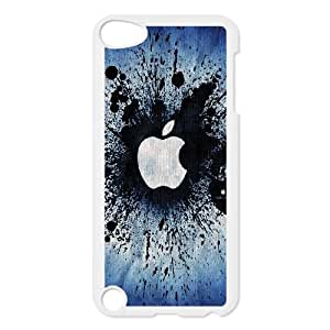 iPod Touch 5 Case White Chilled Apple Rylpk
