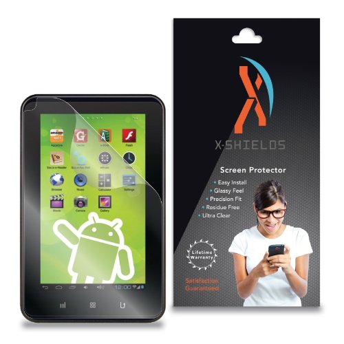 "XShields© Zeki 7"" Tablet TDBG773B  Tablet Screen Protectors"
