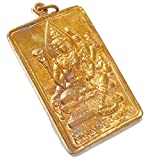 Jewelry Amulets Pra Prom 4 Faces Amulets Lessing Buddha for Life Wealth and Lucky Thai Amulet Lucky Gift Thailand