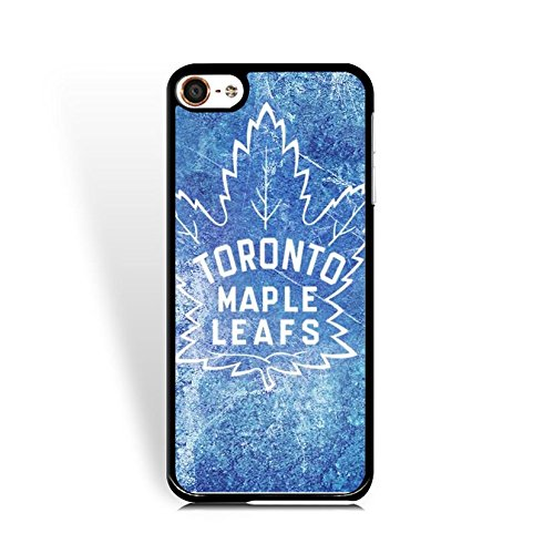 Ipod Touch 6th Case Toronto Maple Leafs NHL Team Logo PatternProtective Phone Case , Ipod Touch 6th Case for Men - Hard Shell NDMJIE