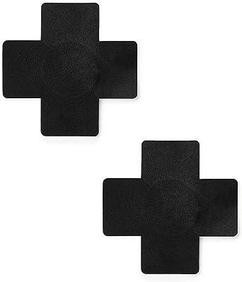 Cross Shape Adhesive Breast Nipple Cover Stickers Bra Pad DisposablePasties