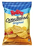 Baked Lay's Oven Baked Ruffles, Original, 6.25 oz