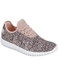Women's Remy-18 Glitter Sneakers | Fashion Sneakers |...