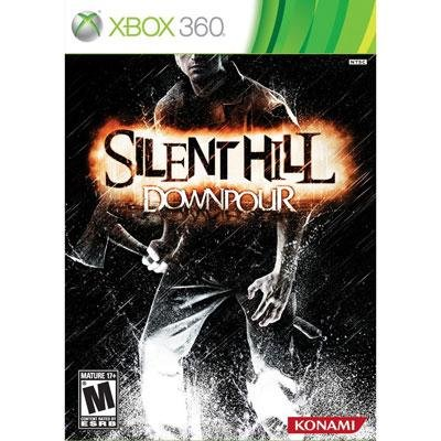 Silent Hill Downpour XB360 (Scary Ps3 Games)