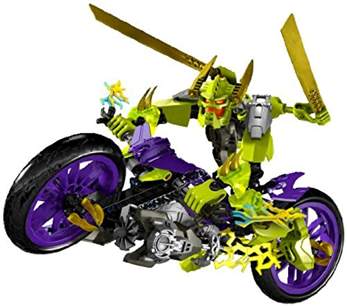 [해외] LEGO 6231 LEGO HERO FACTORY SPEEDA DEMON