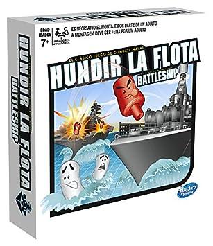 Hasbro Gaming Hasbro Hundir La Flota Juego De Tablero A3264b09