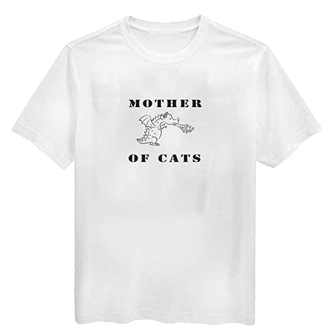 Camiseta Tops de Verano para Hombre Juego de Tronos Madre de ...