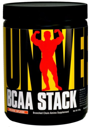 Universal Nutrition BCAA STACK,