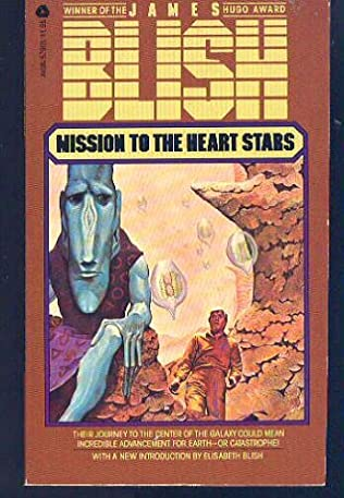 book cover of Mission to the Heart Stars