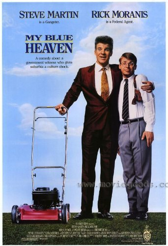 (My Blue Heaven 27 x 40 Movie Poster - Style A)
