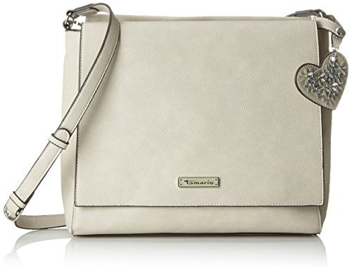 Crossbody light Gris Tamaris Grey L Milla Bag Sacs Bandoulière qaxwFT65