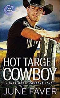 Book Cover: Hot Target Cowboy