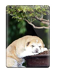 CfTGVga798rRFnt Akita Puppy Awesome High Quality Ipad Air Case Skin