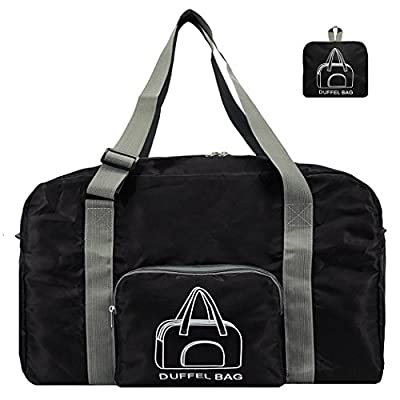 fc0b8876cd ... Sport Gym Water Resistant polyester. low-cost Calach Foldable Travel  Duffle Bag For Women   Men - Duffel Bags For. DURABLE