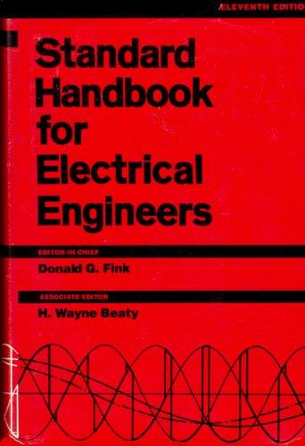 Standard Handbook for Electrical Engineers