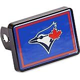 Stockdale Toronto Blue Jays Universal Hitch Cover Color Bumper Trailer Auto Cap Baseball