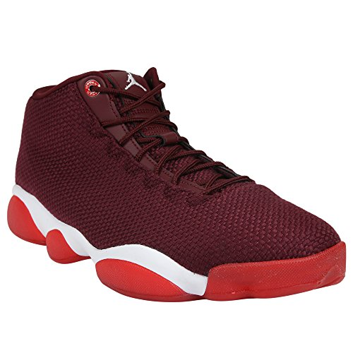 Nike 845098-600 Chaussures de Basketball, Homme, Rouge (Night Maroon / White / Gym Filet), 44 1/2