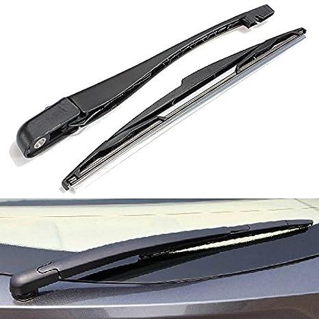 Coche Parabrisas arrire-bras para limpiaparabrisas y la cuchilla para Vauxhall Corsa: Amazon.es: Coche y moto