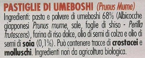 Amazon.com: Probios Macrobiotic Tablets Of 10g Umeboshi: Health & Personal Care