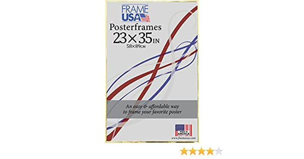 Amazon.com - 23x35 Foamcore Poster Frame (Gold) -