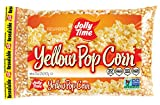 Jolly Time Yellow Popcorn Kernels – Gluten Free Stovetop Popping Corn, 2 lb. Bags (Pack of 12) Review