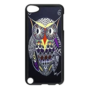DIY High Quality Case for Ipod Touch 5, Owl Phone Case - HL-712921