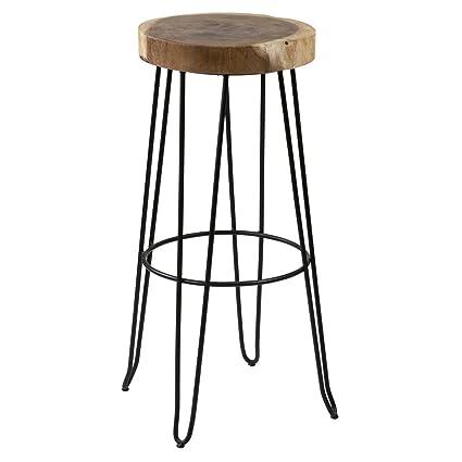 Fabulous Stoa Paris Black Dudo Bar Stool Amazon In Home Kitchen Beatyapartments Chair Design Images Beatyapartmentscom