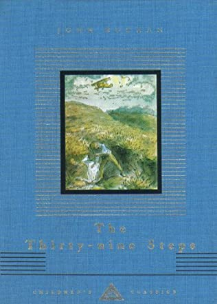 book cover of The Thirty-Nine Steps