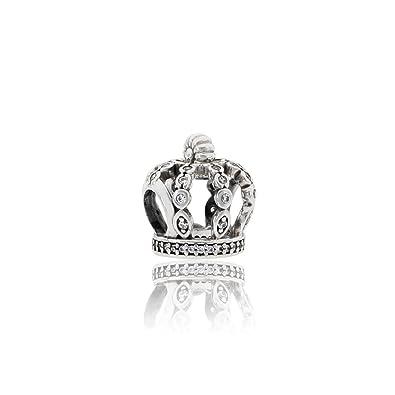Pandora Women Silver Bead Charm - 792058CZ xPCrrQg