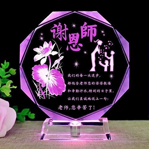 Girls Girlfriend Birthday Gift DIY Custom 18-Year-Old rite Send his Wife Girlfriend Creative Couple Lover Special Year (xie Mentor -