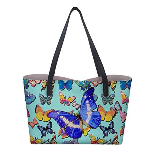 L main Sac à Nopersonality Butterfly2 femme qvPOxw78