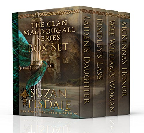 The Clan MacDougall Boxed Set (Suzanne Tisdale Kindle Ebooks)