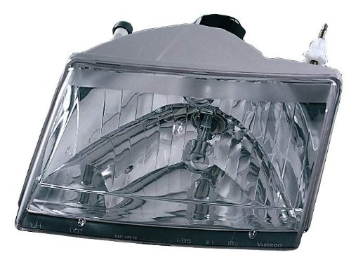 Depo 316-1125L-AS Mazda Pickup Driver Side Replacement Headlight Assembly
