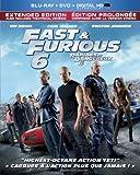 Fast & Furious 6 / Rapides et Dangereux 6 (Extended Edition) [Blu-ray + DVD + Ultraviolet]