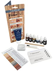 FloorFix Mix2Match Repair Kit was developed as a custom repair solution for wood, laminate and cork floors. This kit allows you to repair many different types of damage on flooring, countertops, cabinets, molding and furniture. The FloorFix K...