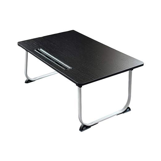 ZTMN Laptop Cama Mesa Escritorio de pie Bandeja Plegable para ...