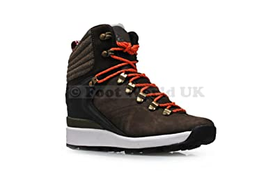 4ec6a65e503 Image Unavailable. Image not available for. Colour  Nike ACG womens zoom  astoria SKY HI casual wedge boots 599497 280 ...