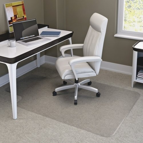 Supermat Vinyl (Deflect-o SuperMat CM14233 Chair Mat - 45