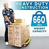 MOUNT-IT! Platform Truck [660lb Weight
