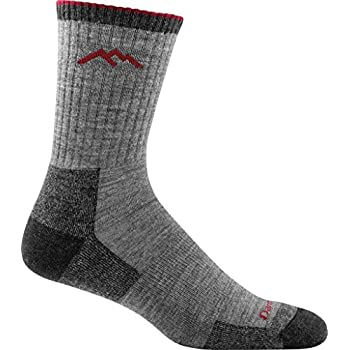 Image of Athletic Socks Darn Tough Men's Merino Wool Micro Crew Cushion Sock (Style 1466) - 6 Pack Special Offer