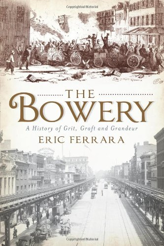 Bowery Street Nyc (The Bowery:: A History of Grit, Graft and Grandeur)