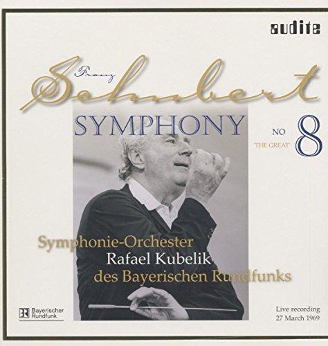 "Schubert: Symphony No. 8, D. 944, """"The Great"