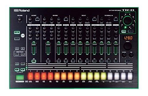 Roland Aira TR-8 Rhythm Performer (Drum Tr 808 Machine)