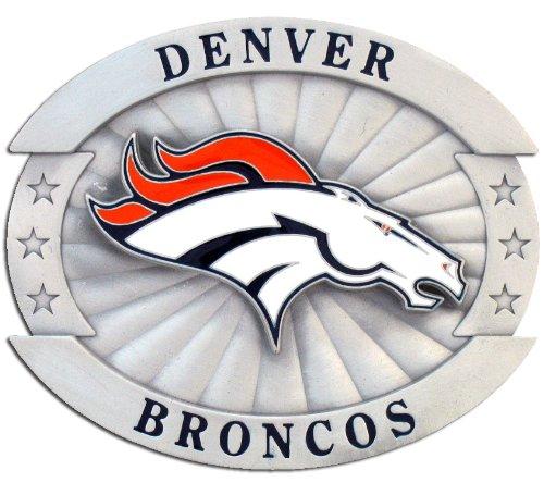 NFL Denver Broncos Oversized Buckle