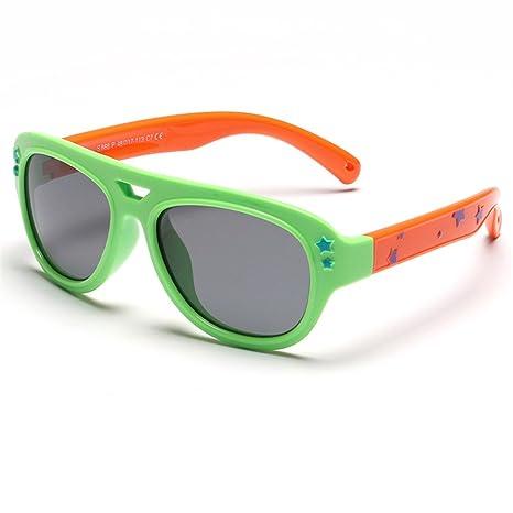 Gafas de Sol polarizadas para Niños Protección UV Estrellas ...