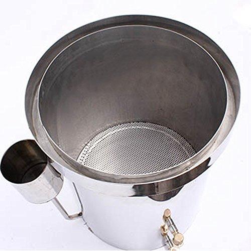 32 L/8 Gallon Household Alcohol Distiller Moonshine Still Spirits Ethanol Stainless Steel Boiler Water Distiller Wine Making Kit by WMN_TRULYSTEP (Image #6)