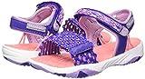 Jambu Girls'  Mohi Outdoor Sport Sandal, Purple, 1