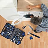 210-Piece Household Tool Kit, PROSTORMER General